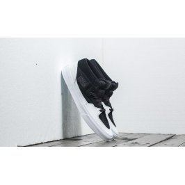 Vans Half Cab (Dipped) Black/ True White