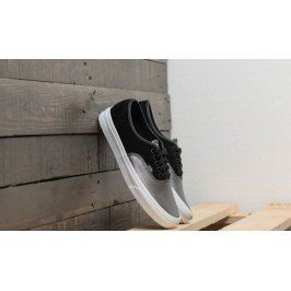 Vans Authentic (2-Tone Metallic) Black/ True White