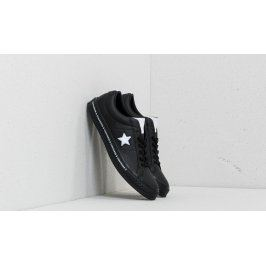 Converse One Star OX Black/ White/ Black