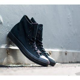 Converse CT All Star Hi Black Monochro
